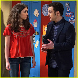 Riley Worries About Her Permanent Record on 'Girl Meets World' Tonight