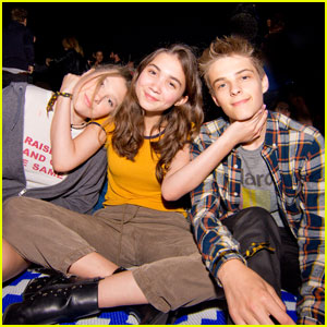 Rowan Blanchard Celebrates Two Years Since the 'Girl Meets World' Premiere!
