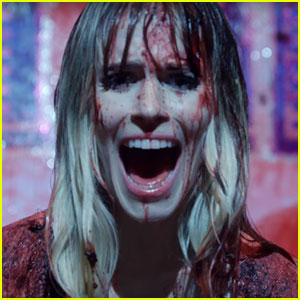 'Scream' Plays On 'Carrie' Prom Moment in New Supertease For Season Two - Watch Now!