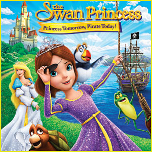 'The Swan Princess: Princess Tomorrow, Pirate Today' Exclusive Trailer Premiere - Watch Now!