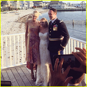 Taylor Swift Shows Up at Fan's Wedding & Performs! (Video)