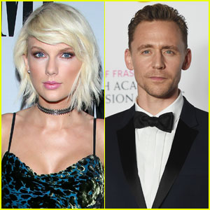 New Couple Alert! Taylor Swift & Tom Hiddleston Are Dating!