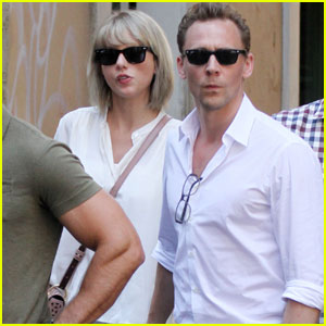 Taylor Swift Takes a Helicopter Around Rome With New Boyfriend Tom Hiddleston