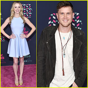 Trent Harmon Joins Greer Grammer For CMT Music Awards 2016