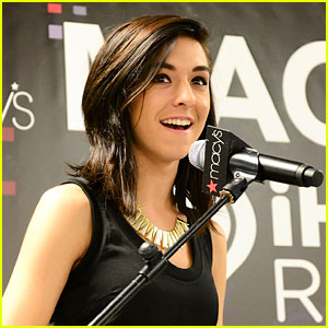 Christina Grimmie's Final Concert - Watch Videos of Her Last Performance