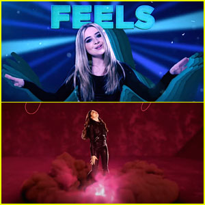 Sabrina Carpenter & Sofia Carson Debut 'Wildside' Lyric Video - Watch Now!