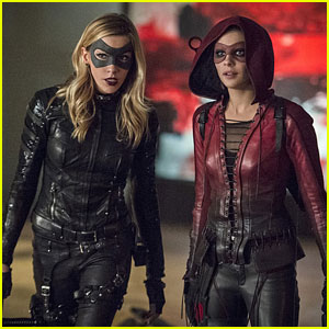 Willa Holland Opens Up About Katie Cassidy's 'Arrow' Exit