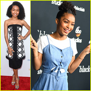 Yara Shahidi Joins Her 'black-ish' Family at For Your Consideration Event in Hollywood
