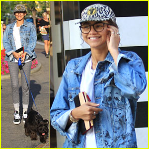 Zendaya Sweetly Talks To New Niece In Sweet New Instagram - Watch Here!