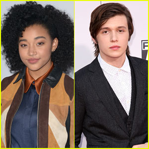 Amandla Stenberg & Nick Robinson Tapped For 'Everything ...