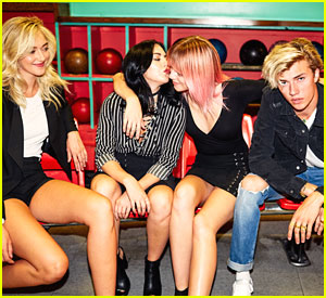 Lucky Blue Smith & Sisters Confirm New Atomics Music Is Coming