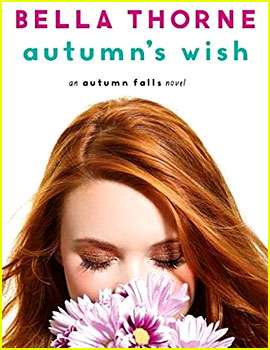 Bella Thorne's 'Autumn's Wish' Novel is Almost Here!
