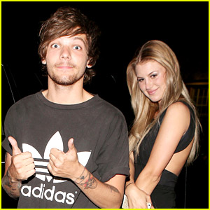 Louis Tomlinson's Ex Briana Jungwirth Tells His Fans to Saying Hateful Things