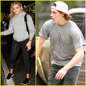 Chloe Moretz Gets Support From Brooklyn Beckham After DNC Speech