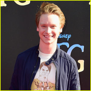 Calum Worthy Spills the Deets on His New Movie