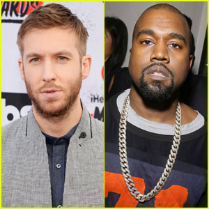 Calvin Harris Seemingly Sides With Kanye West Amid Taylor Swift 'Famous' Controversy