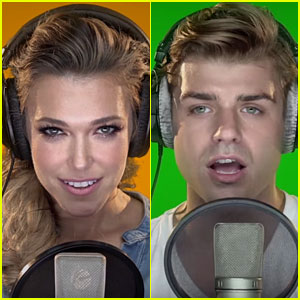 Rachel Platten Sings 'Fight Song' with Lots of Celebs for Hillary Clinton Campaign!