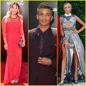 Jordan Fisher Suits Up While Nastia Liukin Shines at ESPYS 2016