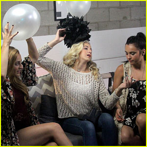 Chloe Lukasiak Shoots Music Video with AJ Lehrman Ahead of Teen Choice Awards