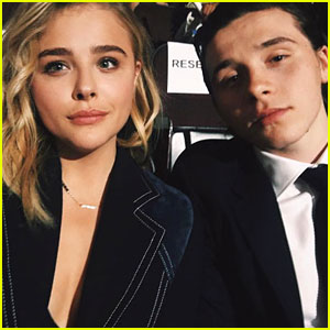 Brooklyn Beckham Surprises Chloe Moretz to Watch Her DNC Speech!