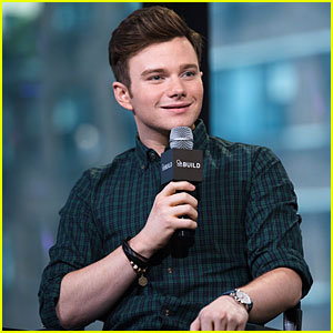 Chris Colfer Hasn't Left Acting Behind, But Books Are His Priority Right Now