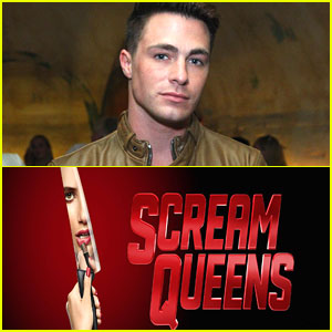 Colton Haynes Nabs Mysterious Guest Spot on 'Scream Queens'