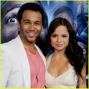 Corbin Bleu & Sasha Clements Share First Wedding Photo!