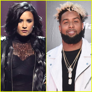 Is Demi Lovato Dating NFL Player Odell Beckham Jr.?
