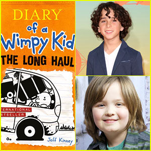 Every Witch Way's Jason Ian Drucker To Star As Greg Heffley in New 'Diary of a Wimpy Kid' Movies