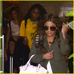 Fifth Harmony Heads to Next Brazilian City for 7/27 Tour