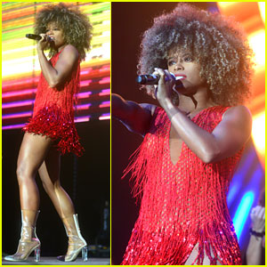 Fleur East Has Been Creating 'New Sounds' For Her Next Album