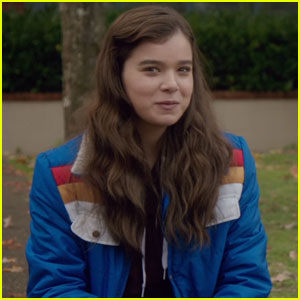 Hailee Steinfeld Debuts 'The Edge of Seventeen' Trailer - Watch It!