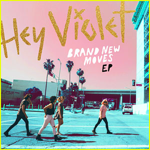 Hey Violet Announce 'Brand New Moves' EP Coming August 16th