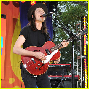 James Bay Could Tour Forever, But Instead, He's Writing A Second Album