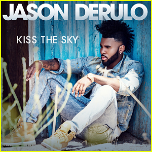 Jason Derulo Drops 'Kiss The Sky' Stream & Lyrics - LISTEN NOW!