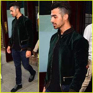 Joe Jonas Is Ready to Box Younger Bro Nick on Morning Talk Show - Watch!