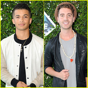 Jordan Fisher & Nick Fradiani Hit The Teen Choice Awards 2016