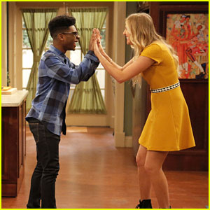 Marisa & Ernie Team Up On A Project; K.C. Chases a Hacker on 'K.C. Undercover' Tonight