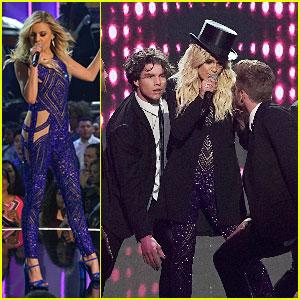 Kelsea Ballerini Sings Britney Spears & Shania Twain Medley on 'Greatest Hits' - Watch Here!