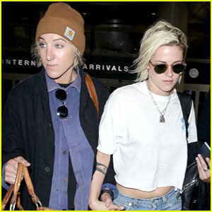 Kristen Stewart Opens Up About Dating Alicia Cargile