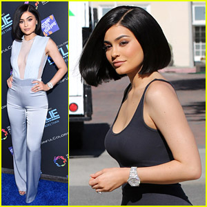 Kylie Jenner Just Chopped Off Her Hair!