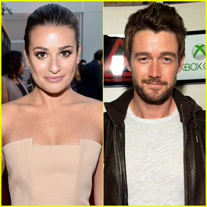 Lea Michele & Robert Buckley Reportedly Break Up