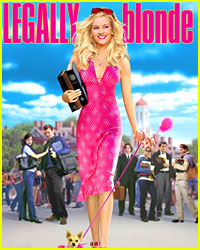 Reese Witherspoon Bends & Snaps For 'Legally Blonde' 15 Year Anniversary