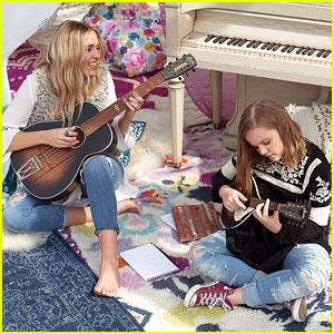 Lennon & Maisy Launch Gorgeous PBteen Room Collection - See It Here!