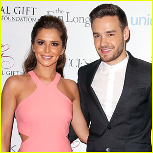 Liam Payne & Girlfriend Cheryl Fernandez-Versini Adopt Adorable Puppy!