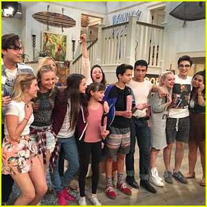 The Liv & Maddie Cast & Creators Write Tearful Goodbyes After Shooting Series Finale