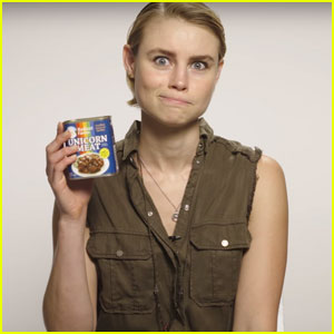 Lucy Fry Wants You To Help Bring Food Stamps Online