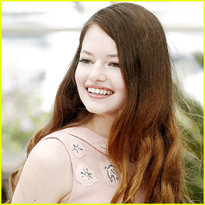 Mackenzie Foy To Play Clara in Disney's 'The Nutcracker'