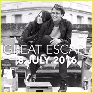 Martina Stoessel Teases 'Great Escape' Music Video - Watch Here!