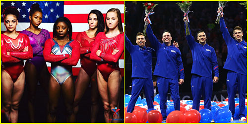 Get To Know Simone Biles, Laurie Hernandez & Sam Mikulak Before Rio Summer Olympic Games!
